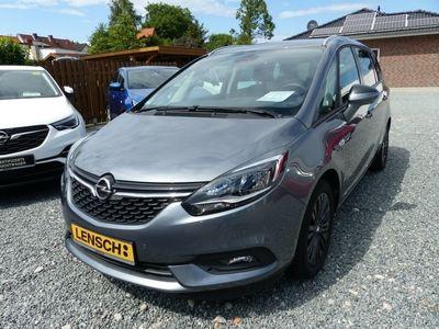 gebraucht Opel Zafira 1.6T 120 Jahre +NAVI+RFK+7-SITZERr+AHK+
