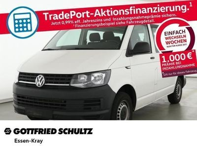 gebraucht VW Transporter Kombi KR 2.0 TDI DSG AHK NAVI PDC KLIMA