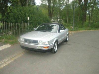 gebraucht Audi 80 cabrio 5zilynder reserviert bis mo...