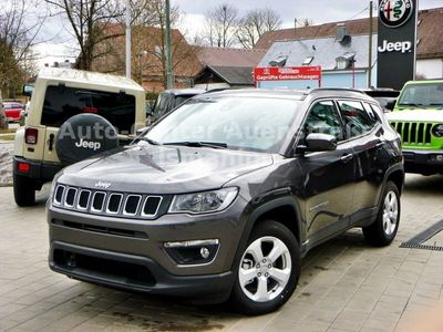 "gebraucht Jeep Compass 2.0 MultiJet 4x4 9AT ""Longitude"" Euro6 als SUV/Geländewagen/Pickup in Ismaning"