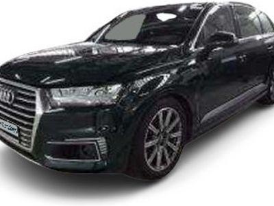 gebraucht Audi Q7 Q7e-tron TDI Q S LINE PANO RAUTE BOSE AHK KAMERA