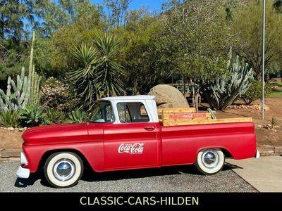 gebraucht Chevrolet C10 ChevyPickup V8 - Automatik CocaCola X-MAS als SUV/Geländewagen/Pickup in Hilden