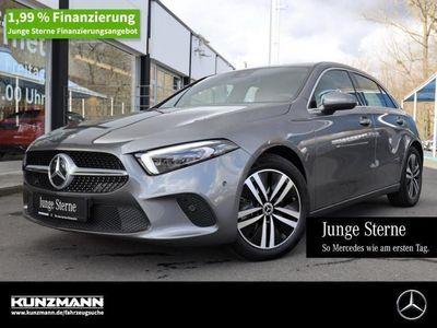 gebraucht Mercedes A220 d Progressive MBUX Navi-Premium LED AHK