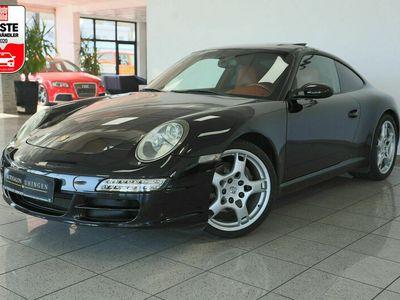 gebraucht Porsche 911 Carrera 997Coupe TIPT*PASM*SOUND*S-DACH*SAMMLER