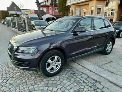 gebraucht Audi Q5 2.0 TFSI quattro *1.Hand*Leder*Navi*Kamera* als SUV/Geländewagen/Pickup in München