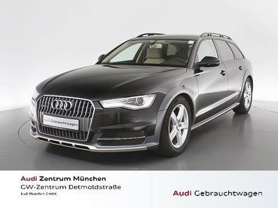 gebraucht Audi A6 Allroad quattro 3.0 TDI qu. Leder AHK Navi Xenon R-Kamera