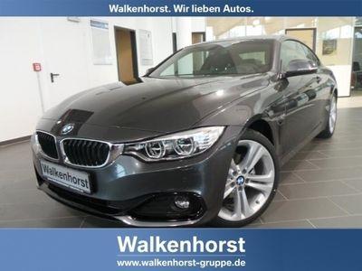 gebraucht BMW 420 d Coupé Sport Line