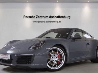 gebraucht Porsche 911 Carrera 4S 991PDK Sportabgasanl Schiebed PDLS Leder