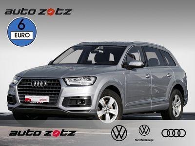 gebraucht Audi Q7 3.0TDI quattro tiptronic Leder, Navi, LED