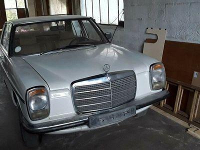 gebraucht Mercedes W115 200/8
