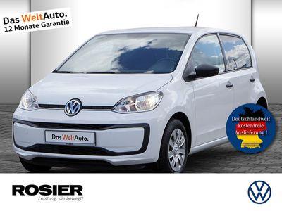 gebraucht VW up! load 1.0 Klima RDK Servo ZV Klima RDK Servo