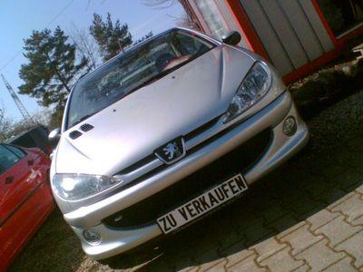 used Peugeot 206 CC
