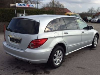 gebraucht Mercedes R350 4Matic 7G-TRONIC *LEDER*AHK*TOP*NEUTEILE*