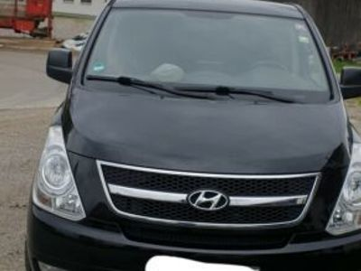 used Hyundai H-1 2.5 CRDi Travel Premium