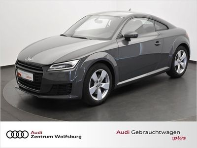 gebraucht Audi TT Coupé 2.0 TDI ultra Bi-Xenon/Sportsi/Sitzhzg