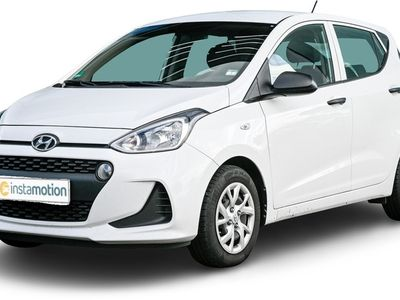 gebraucht Hyundai i10 i101.0 IA Classic blue Klimaanlage Start-