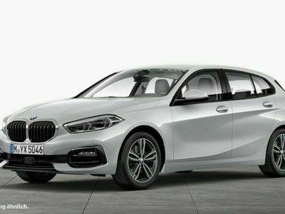 gebraucht BMW 118 i Sport Line LED Tempomat Klimaaut. Shz PDC