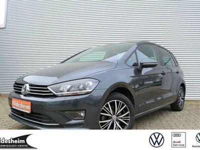 gebraucht VW Golf Sportsvan Allstar 1.2l TSI BMT, AHK, Bi-Xenon, Tempomat, PDC, SHZ, Ganzjahresreifen