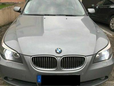 gebraucht BMW 523 i Benziner + Autogas LPG /(BRC) als Limousine in Marsberg