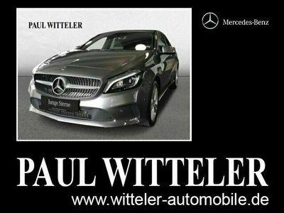 gebraucht Mercedes A250 4MATIC Urban/AHK/Navi/LED/Tempomat Autom.