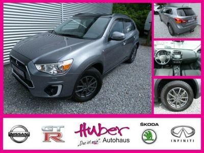 gebraucht Mitsubishi ASX TOP 4WD 2.2 DI-D 150 PS (ALLRAD * AUTOMATIK)