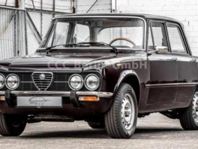 "käytetty Alfa Romeo Giulia 1300 Super Nuova ""TOP GEPFLEGT"" inkl. TÜV"