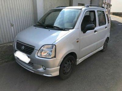 gebraucht Suzuki Wagon R 1.3 klima