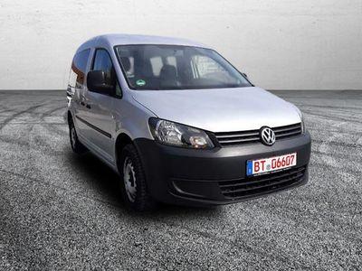 gebraucht VW Caddy 1.6 TDI BMT*NAVI*PDC*REGAL