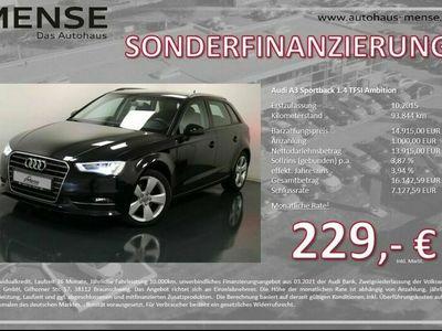 gebraucht Audi A3 Sportback 1.4 TFSI Ambition Pano Navi Xenon Business