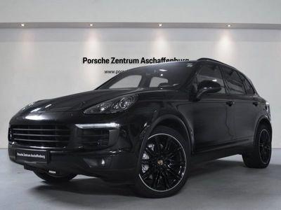 gebraucht Porsche Cayenne S Diesel Luftfd Panorama PDLS 21-Edition
