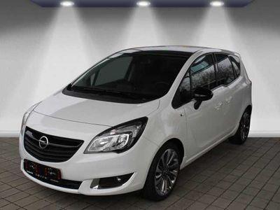 gebraucht Opel Meriva 1.4 Turbo Special Edition Start/Stop