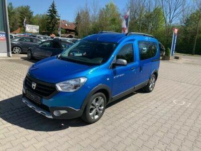 gebraucht Dacia Dokker Stepway KLIMA/NAVI/PDC/SHZ/TEMPOMAT
