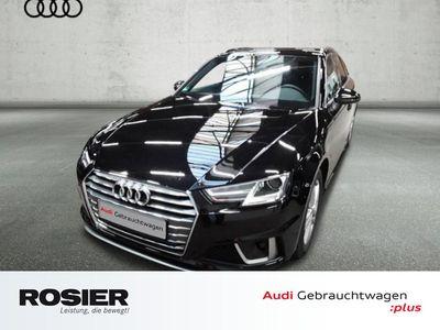 gebraucht Audi A4 Avant 35 TDI s-tronic Sport Abstandstemp. Xen
