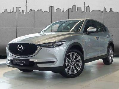 gebraucht Mazda CX-5 SKYACTIV-G 194 FWD 5T 6AG AL-KANGEI NAVI BT