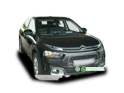 gebraucht Citroën C4 Cactus PureTech 110 Shine *NAVI*SITZH.*KAMERA*