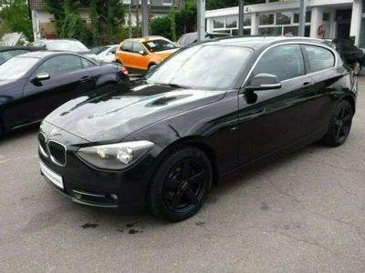 gebraucht BMW 125 Coupé d SPORT/SPORTS/SHEFT/SHZ/PDC/1.HD/ELE.FS/TOP als Sportwagen/ in Ludwigshafen - Oggersheim