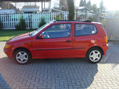 gebraucht VW Polo Lim. XXL Alu,Standheizung