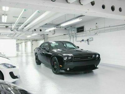 gebraucht Dodge Challenger SRT8 6,4 Liter Hemi 6 Gang Schalter