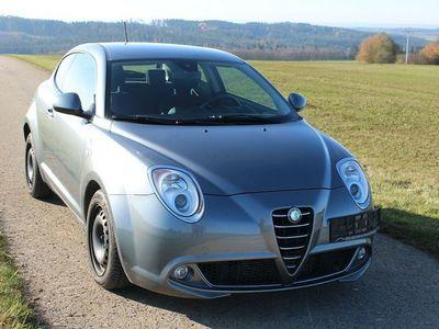 gebraucht Alfa Romeo MiTo 1.3 JTDM Diesel 70 kW GRAU TÜV bis Mai 2022 als Kleinwagen in Kirchenthumbach