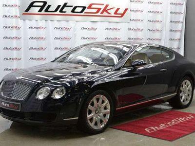 gebraucht Bentley Continental GT +DE Fzg+Scheckheft