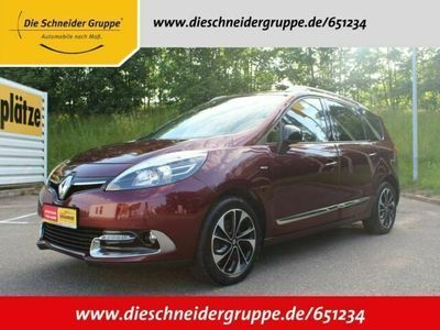 gebraucht Renault Grand Scénic 1.6 dCi 130 FAP BOSE Edition