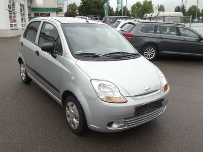 gebraucht Chevrolet Matiz 2005 S,Euro4;5L,Tüv 09-2020,Orgi 71000 KM