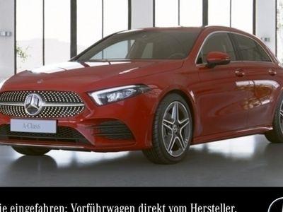 gebraucht Mercedes A180 AMG 360° LED Kamera PTS Sitzh Sitzkomfort