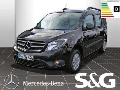 gebraucht Mercedes Citan 111 CDI Tourer EDITION NAVI KLIMA 6d temp