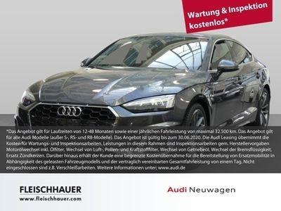 gebraucht Audi A5 Sportback 40 TFSI S line 2.0 Matrix-LED
