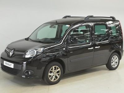 gebraucht Renault Kangoo KOMBI 2 1.2 TCE 115 LIMITED Van5 EURO 6
