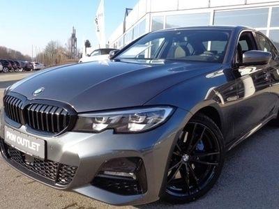 gebraucht BMW 330 i M Sport Automatic Sport Aut. Klimaaut. PDC