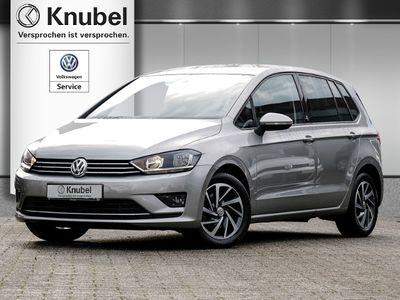 gebraucht VW Golf Sportsvan Comfortline Sound 1.4 TSI DSG Standh. ACC App-Connect