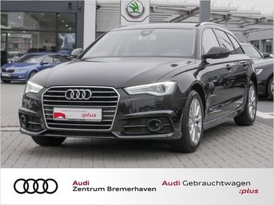 gebraucht Audi A6 Avant 3.0 TDI S-Tronic Standh. Navi AHK