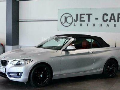 gebraucht BMW 228 i Cabrio Sport-Aut. Sport Line als Cabrio/Roadster in Wuppertal